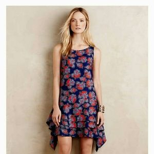 Anthropologie Peter Som Dress